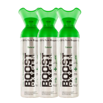Boost zuurstof 3 x 9 liter naturel